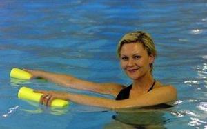 Ασκηθείτε στο πιο ευχάριστο περιβάλλον: το υδάτινο!