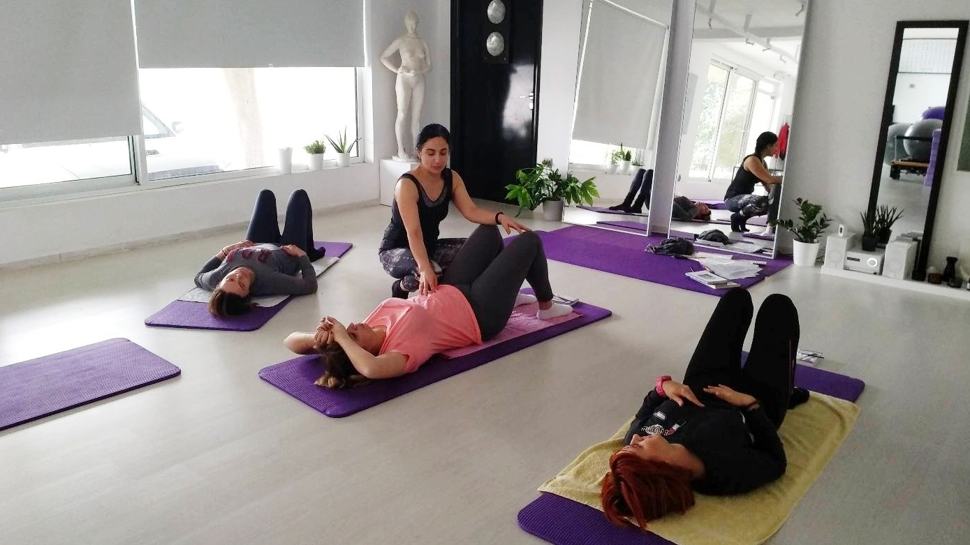 Σεμινάριο Clinical Pilates – Matwork
